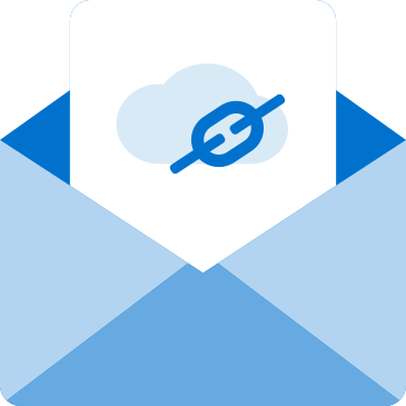 Envío cifrado por internet