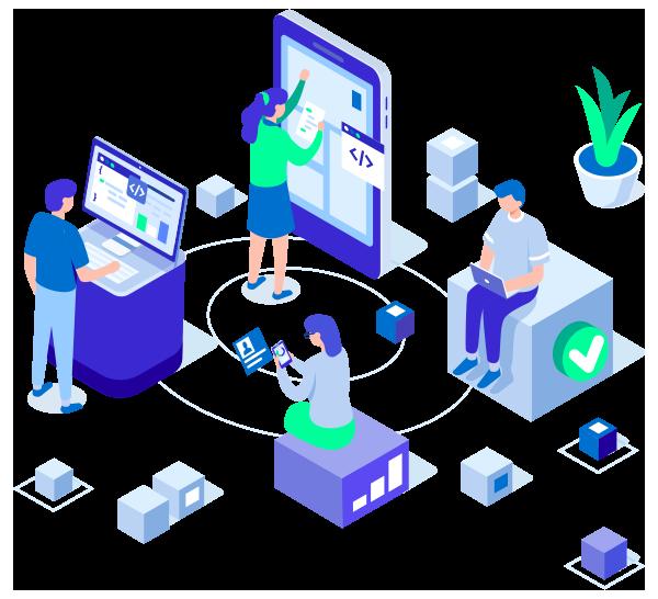 Empresa de desarrollo de software