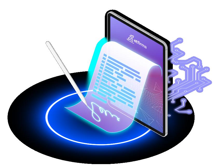Firma electrónica para empresas – Contrato con firma digital
