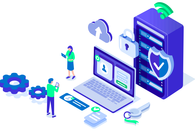 IT security for companies