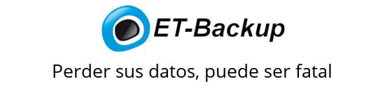 Backup online, copias de seguridad
