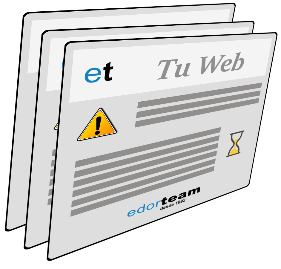 web empresarial adaptada a las necesidades específicas de cada empresa.